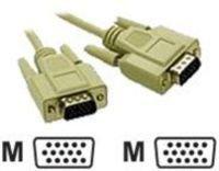 C2G, Economy HD15 M/M SVGA Monitor Cable, 5m
