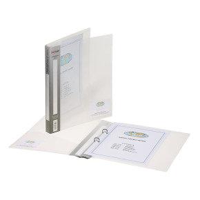 Snopake A5 2rbndr 15mm Trans Clr 10108 - 10 Pack