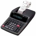Casio FR-620TEC Printing Calculator