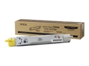 Xerox 106R01075 Yellow Laser Toner Cartridge 4000 Pages