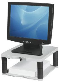 Fellowes Premium Monitor Riser - Platinum