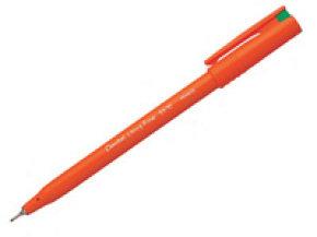 Pentel Ultra Fineliner Green Pen (Pack of 12)