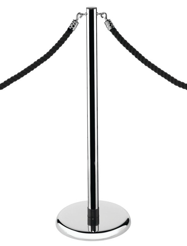 Image of Albion Economy Rope Stand Chrome 839-cp