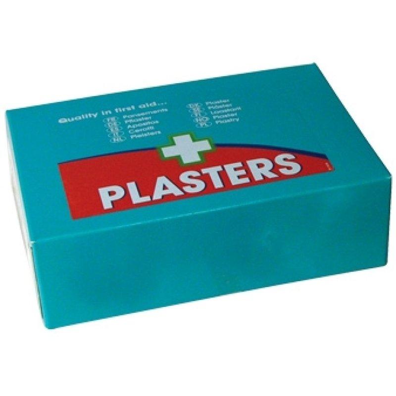 WALLACE WASHPROOF PLASTERS ASSTD PK150