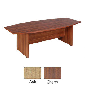 FF AVIOR 2400MM BOARDROOM TABLE ASH