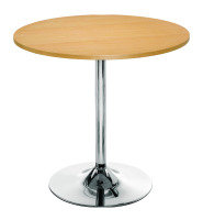 FF ARISTA SMALL BISTRO TRUMPET TABLE BCH