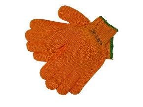 JSP Orange Gripper Glove - Size 10