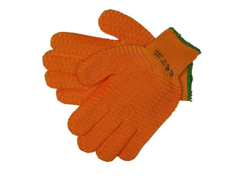 Image of JSP ACG336-170-800 Orange Gripper Glove - Size 10