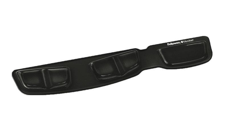 Fellowes Keyboard Palm Support Black