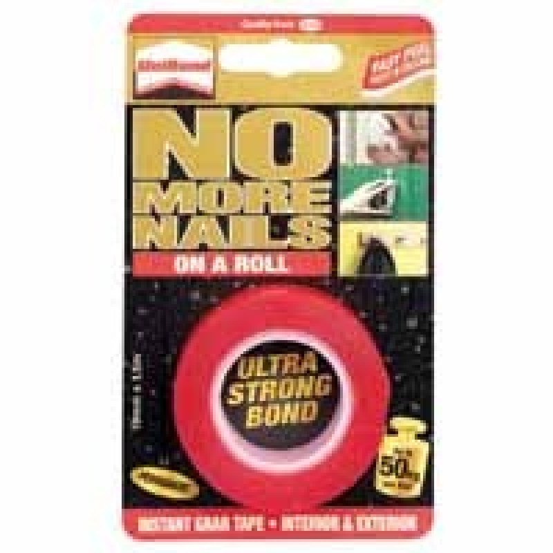 Image of HENKEL NO MORE NAILS 1.5M ON A ROLL PERM
