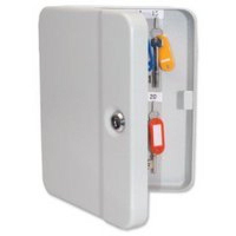 Helix Standard Steel Key Cabinet - 20 Keys