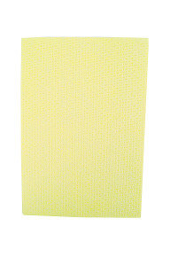 2Work Heavyweight Cloth Yellow (Pack of 25)