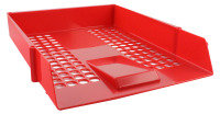 Q CONNECT LETTERTRAY RED