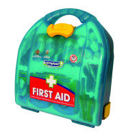 Wallace Cameron BSI Small First Aid Kit - Green