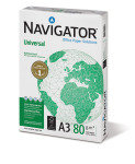 Navigator Universal A3 80GSM White Paper (Pack of 2,500)