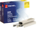 REXEL STAPLES NO18 8MM PK5000 06035