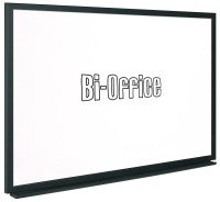 BI-SILQUE WHITEBOARD 600X450 BLACK FRAME