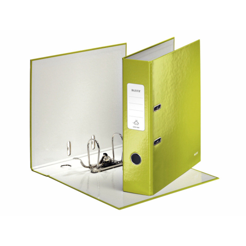 Leitz Wow Lever Arch file A4 Green - 10 Pack