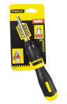 Stanley Multibit Racheting Screwdriver