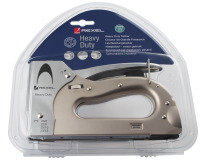 REXEL HEAVY DUTY TACKER SILVER