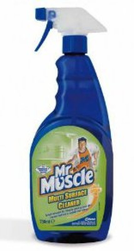 MRMUSCLE MULTI SURFACE CLEANER 750ML