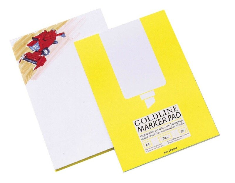 Image of Goldline Marker Pad A3