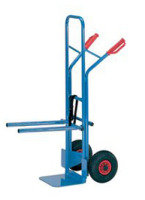 CHAIR TROLLEY B1335L BLUE 357359