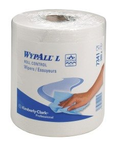 WYPALL L20 ROLL CONTROL WIPERS PK6 7491