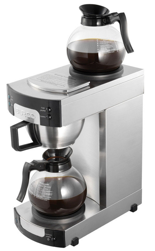 Image of BURCO 3.4L CAP FILTER COFFEE MAKER
