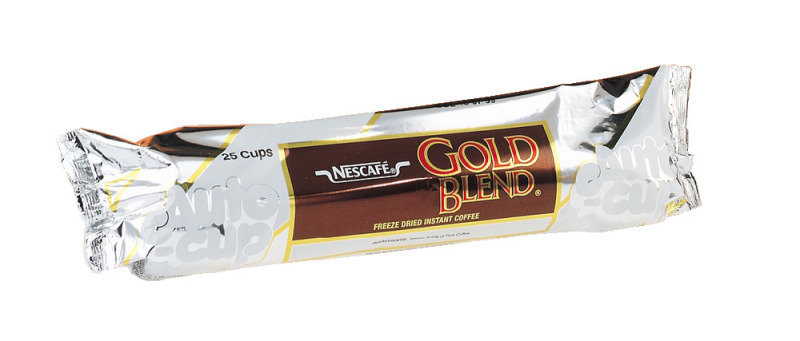 Nescafe Gold Blend Vending White Coffee (25 Pack)