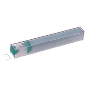 Stapler Heavyduty Cart 10mm Green 559300 - 5 Pack