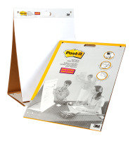 Post-it Table Top Easel Refill Pad Plain White