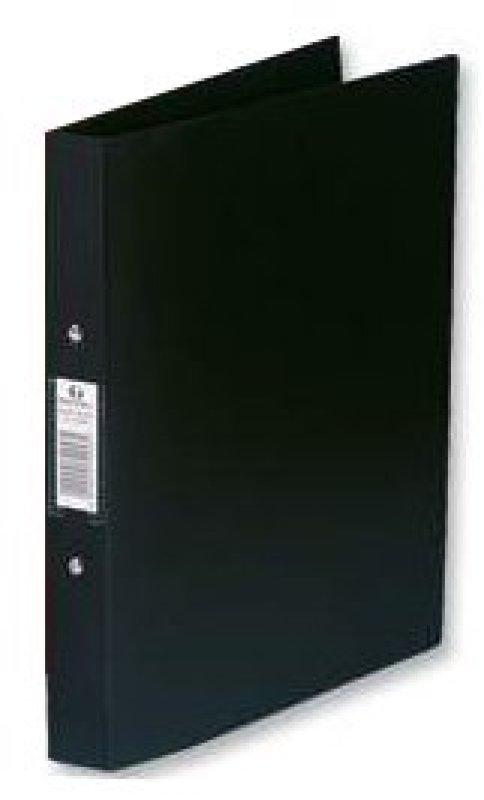 Rexel Budget 2rbndr A4 Black 13422bk - 10 Pack