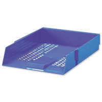 CONTRACT LETTER TRAY BLUE