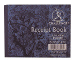 Challenge Duplicate Book Receipt 105x130 - 5 Pack