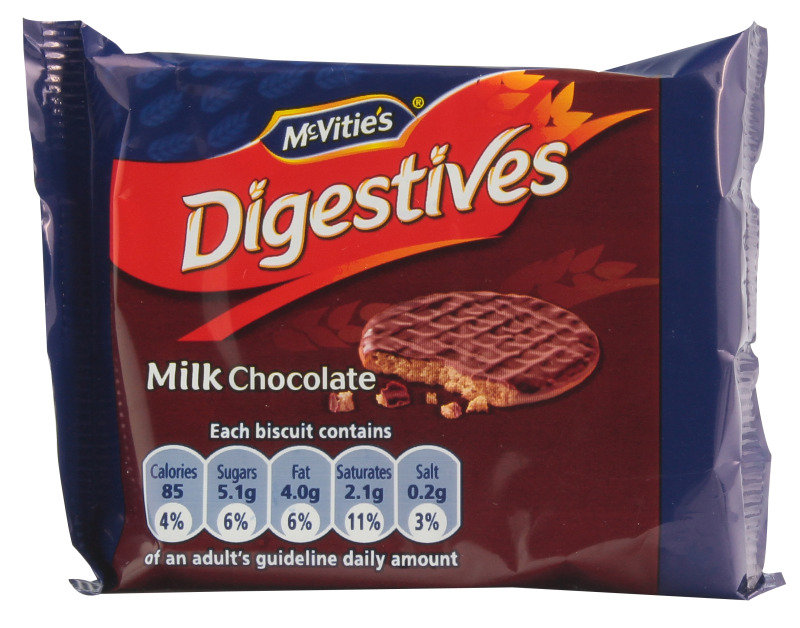 McVities Chocolate Digestive Twin Pack - 48 Pack