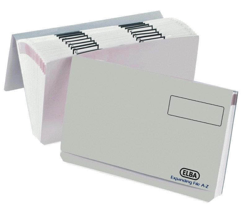ELBA A-Z EXPAND FILE BUFF 100080764