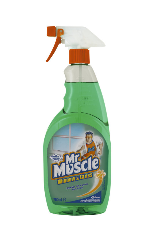 Mr Muscle Window & Glass Cleaner - 750ml