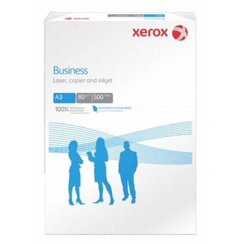 Xerox A3 80gsm Business Paper - 500 Sheets