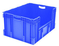 VFM Blue Medium Picking Wall Container
