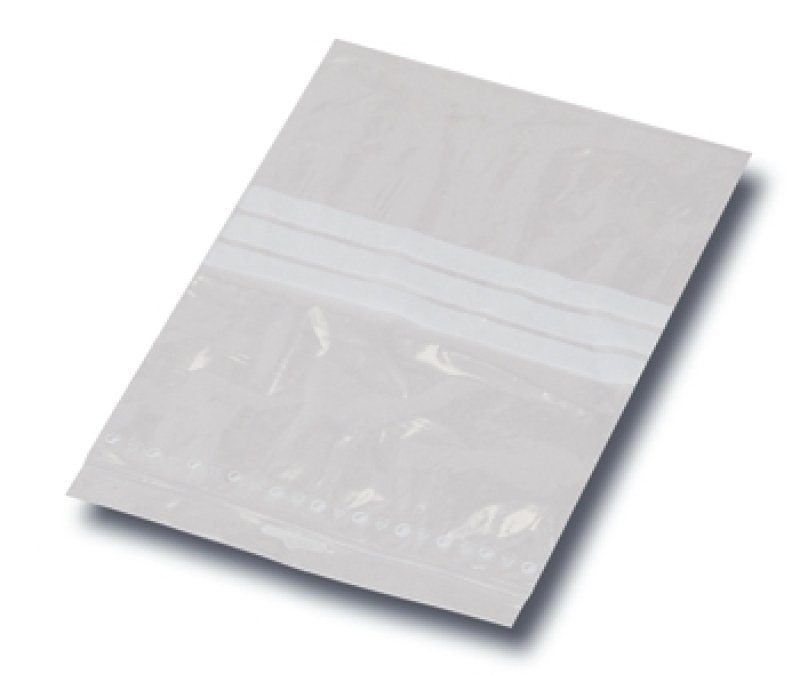 WRITEON MINIGRIP BAG 55X55 P1000 GA120