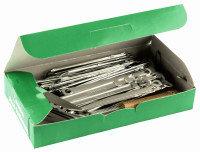 Rexel Fasteners 80x50mm Steel Pk50