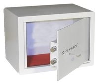 Q Connect Key Operated 10 Litre Security Safe