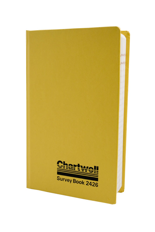 Image of Chartwell Survey Book 7.5X4