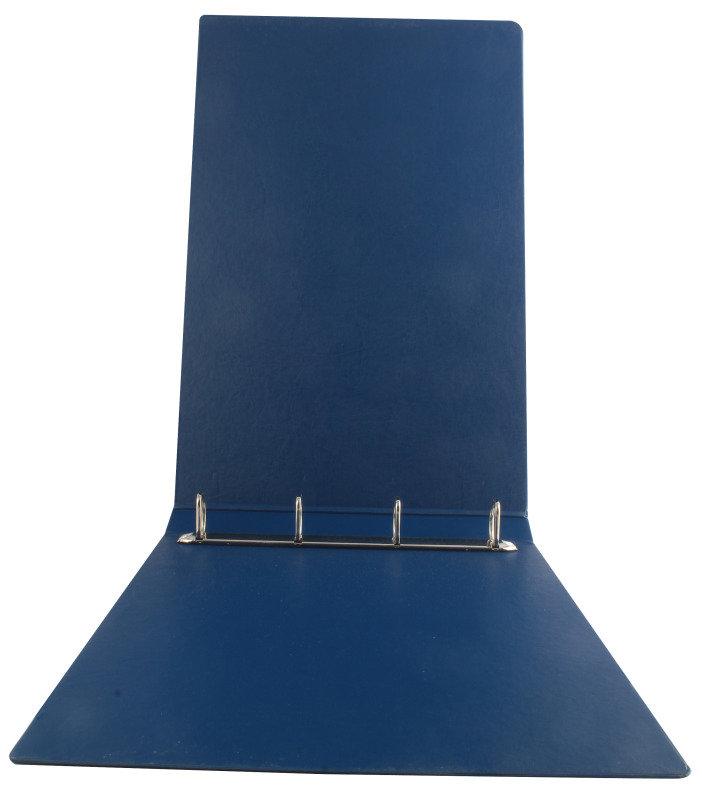 Image of BANTEX 4D-RING BINDER PVC A3 30MM OBL BL