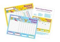 Westdesign Stephens Reward Chart Pk10 - 10 Pack