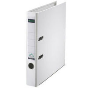 Leitz Miniarch Pp A4 52mm White 1015-01 - 10 Pack