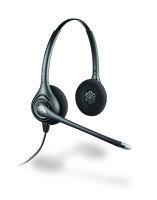 Plantronics SupraPlus HW261N Wideband Noise Cancelling Headset - Binaural