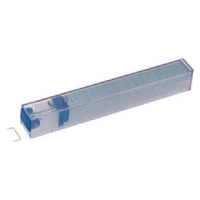 Stapler Heavyduty Cart 6mm Blue 55910000 - 5 Pack