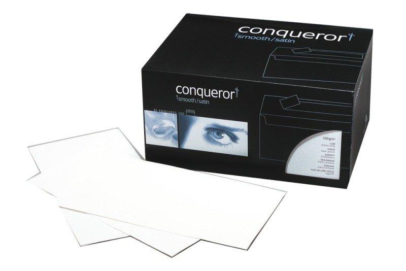 CONQUEROR CX22 DL ENV DIAMOND WHT PK500